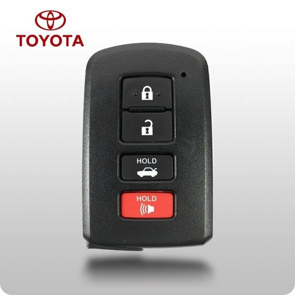 262253004677 on toyota keyless entry remote replacement