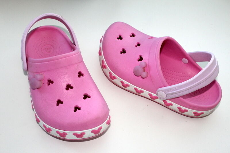 Mickey Mouse Shoes For Girls