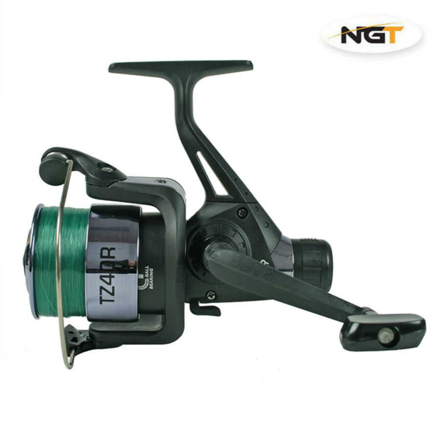 Ngt tzr 20 40 60 fishing reel 1bb 5 2 1 with line ebay for Fishing line on reel