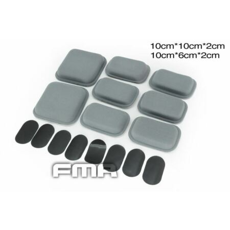 img-softair af airframe air frame replacement helmet padding pad set mich pads