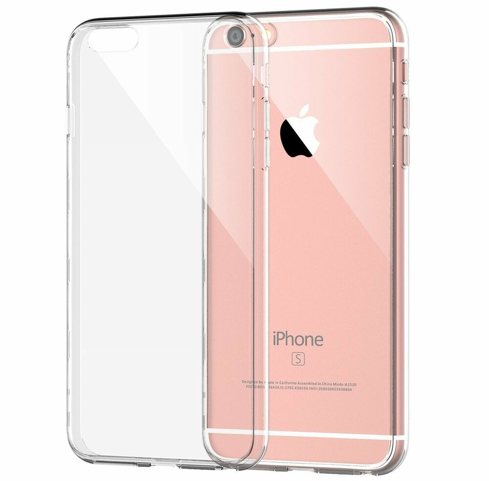 clear iphone cases jetech 174 iphone 6s plus 6 plus shock absor clear 4512