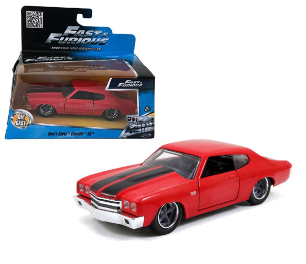 JADA 97380 THE FAST AND FURIOUS DOM'S CHEVY CHEVELLE SS 1
