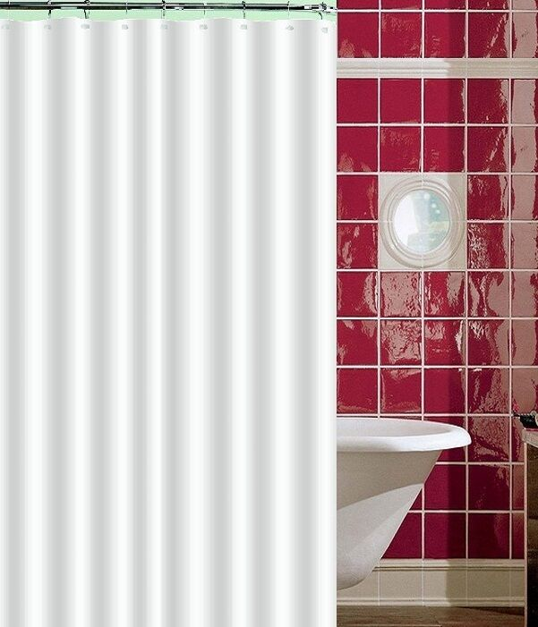 hotel collection polyester fabric shower curtain liner 70 x 72 ebay