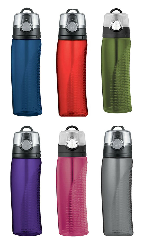 Thermos Intak Hydration Water Bottles With Meters Ebay