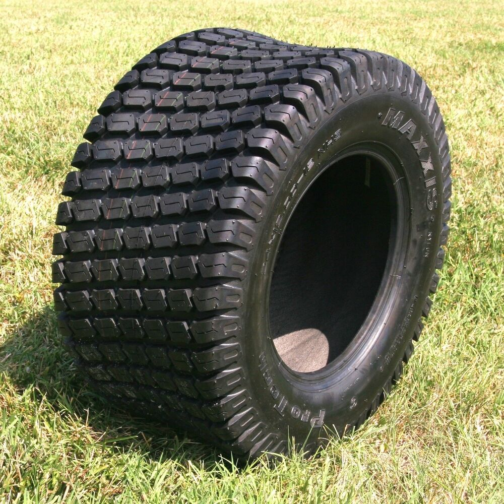 24 x 12 4 ply turf tech tire lawn mower ebay - Garden tractor tires 23x10 50 12 ...