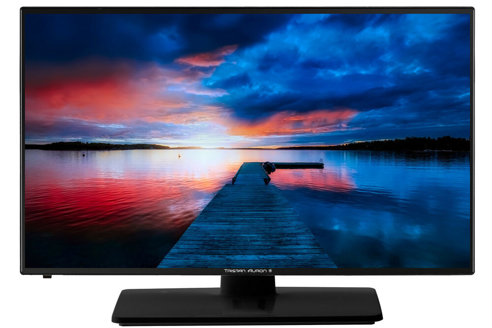 fernseher tristan auron 61cm 24 zoll led backlight 100hz triple tuner fullhd 4260287210493 ebay. Black Bedroom Furniture Sets. Home Design Ideas