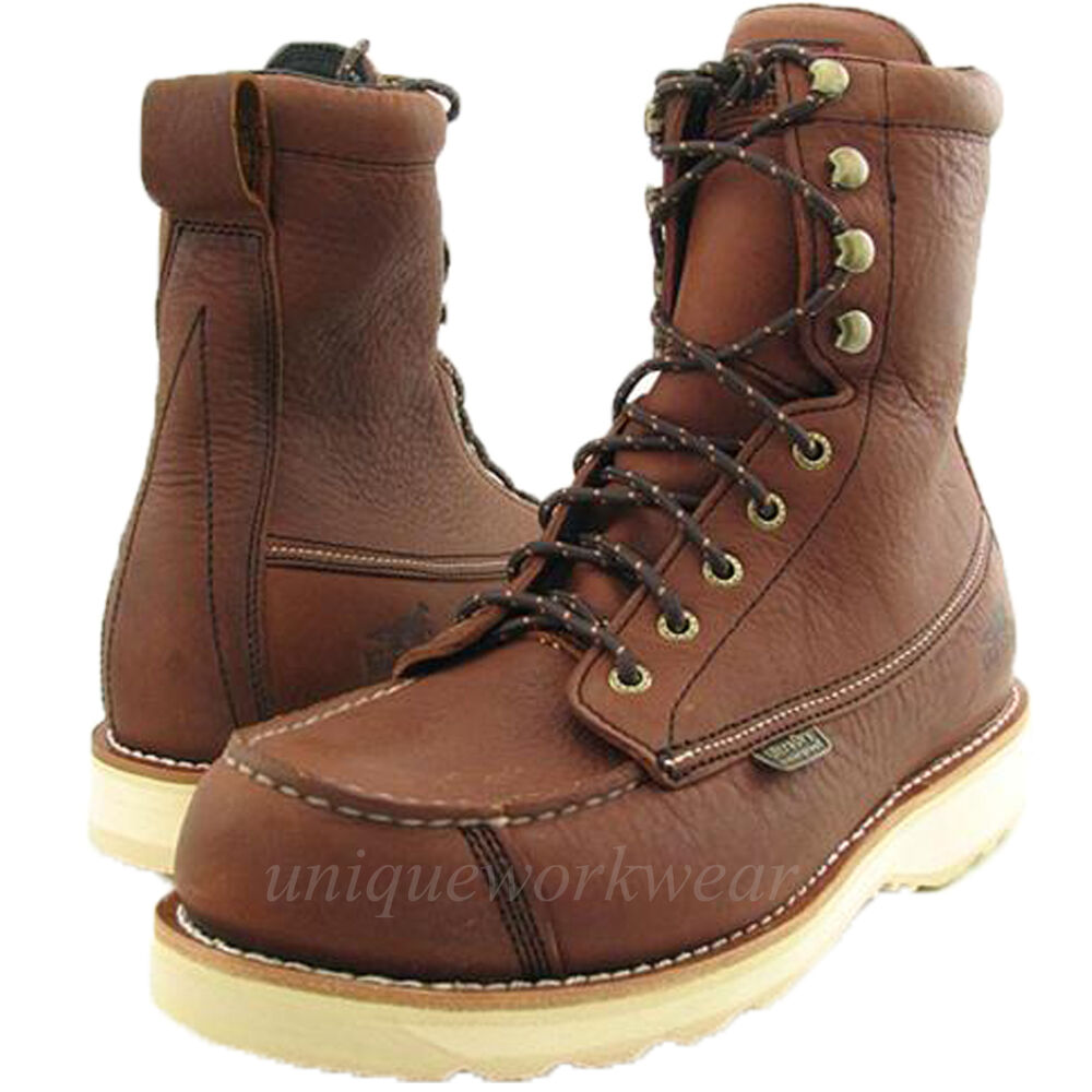 Red Wing Irish Setter Hunting Boots Mens Wingshooter 9&#034 ...