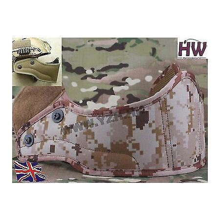 img-softair core ops mich af helmet front guard protector aor1