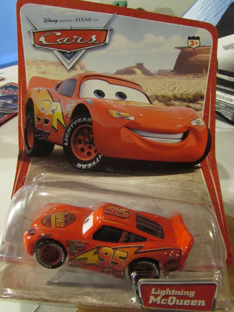 disney cars lightning mcqueen ebay. Black Bedroom Furniture Sets. Home Design Ideas