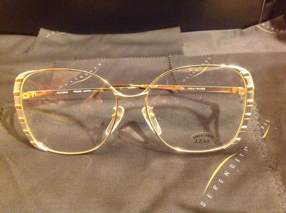 True Vintage - Made In Japan Eyeglass Frames. Never Worn ...