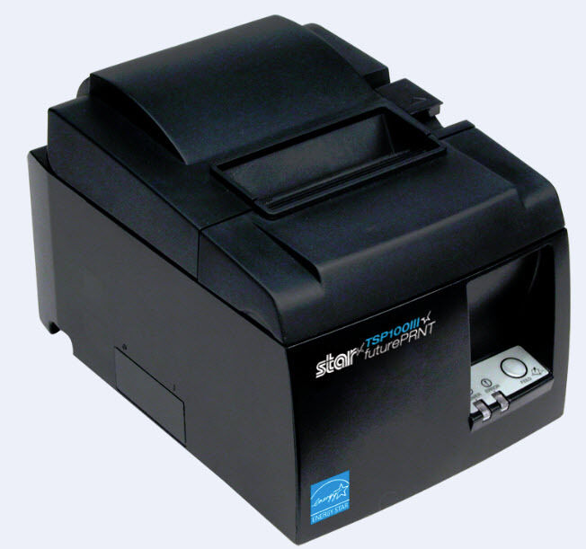 tsp100iii star thermal pos printer wlan wifi auto cutter. Black Bedroom Furniture Sets. Home Design Ideas