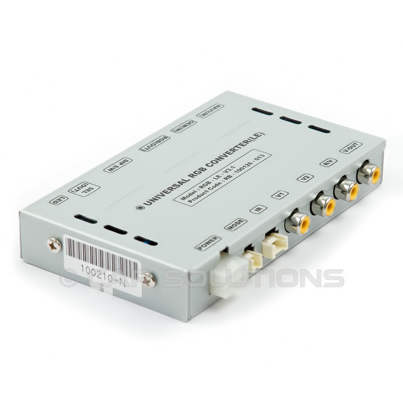 Yatour Electronicx Multimedia Adapter: Car Video Interface Multimedia Adapter For Porsche Cayenne