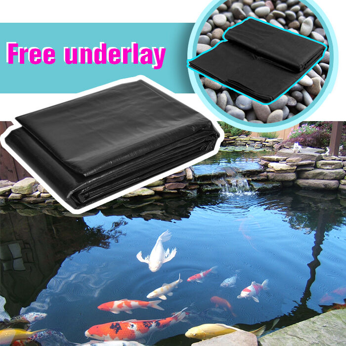 Small Size Pond Liner With Lifetime Guarantee Free