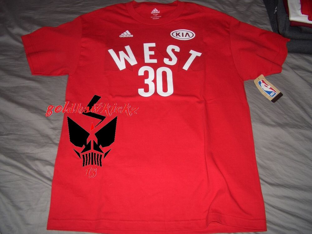 2016 Adidas Nba All Star West Stephen Curry Jersey Player