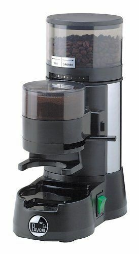 la pavoni jolly jdl chrome italian espresso coffee grinder 50mm burrs 220v ebay. Black Bedroom Furniture Sets. Home Design Ideas
