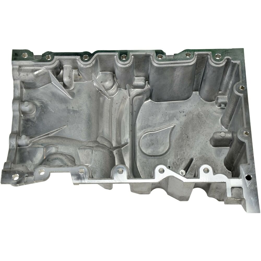oem new 2011 2016 ford f150 mustang transit 3 7l 3 5l v6 engine oil pan ebay. Black Bedroom Furniture Sets. Home Design Ideas