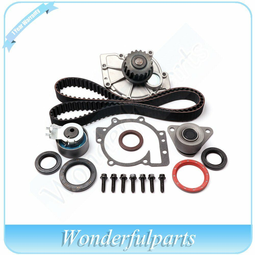 timing belt  u0026 water pump kit fits 98