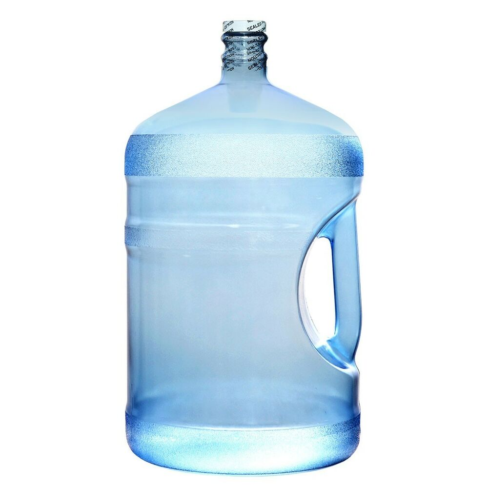 1 Gallon Empty Bottle