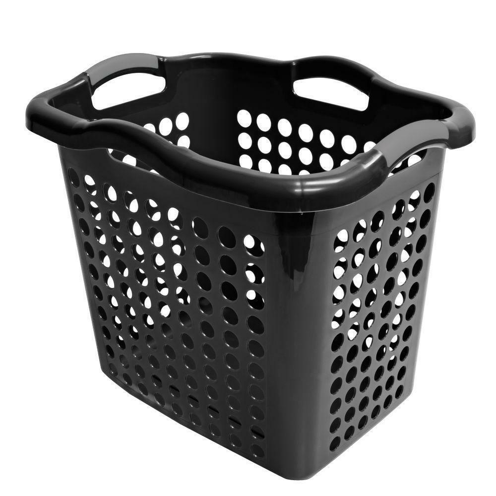 Save small plastic laundry basket to get e-mail alerts and updates on your eBay Feed. + SPONSORED. out of 5 stars - Home Logic 2Bushel Lamper Black Plastic Laundry Basket Tall Sides Hamper Clothes. 3 product ratings [object Object] $ Buy It Now. Free Shipping. 52 Sold.