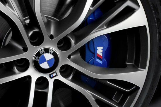 Bmw M Power Hi Temp Premium Brake Caliper Decals Stickers Cast Vinyl M3 Ebay