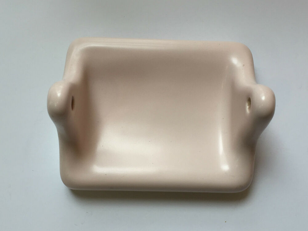 Ba 431 Vintage Ceramic Wall Mount Toilet Paper Holder
