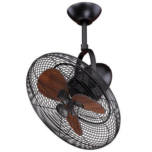 18 new bronze oscillating ceiling fan with wall switch ebay. Black Bedroom Furniture Sets. Home Design Ideas