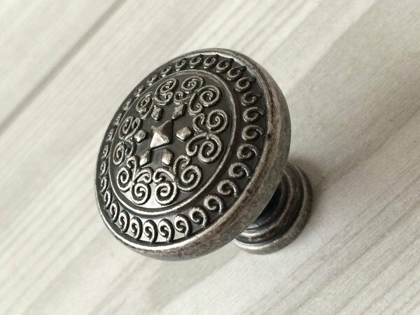silver kitchen cabinet knobs dresser knob drawer pulls cabinet door knobs handles retro 26126