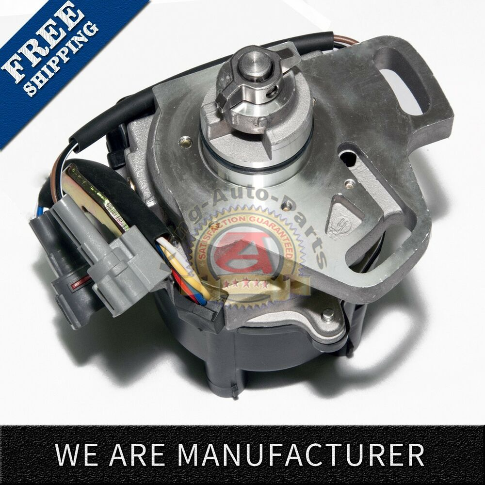 Toyota Celica Gt St 1994 1995 Forward: New Ignition Distributor For 1991-1995 Toyota 5AFE 19020