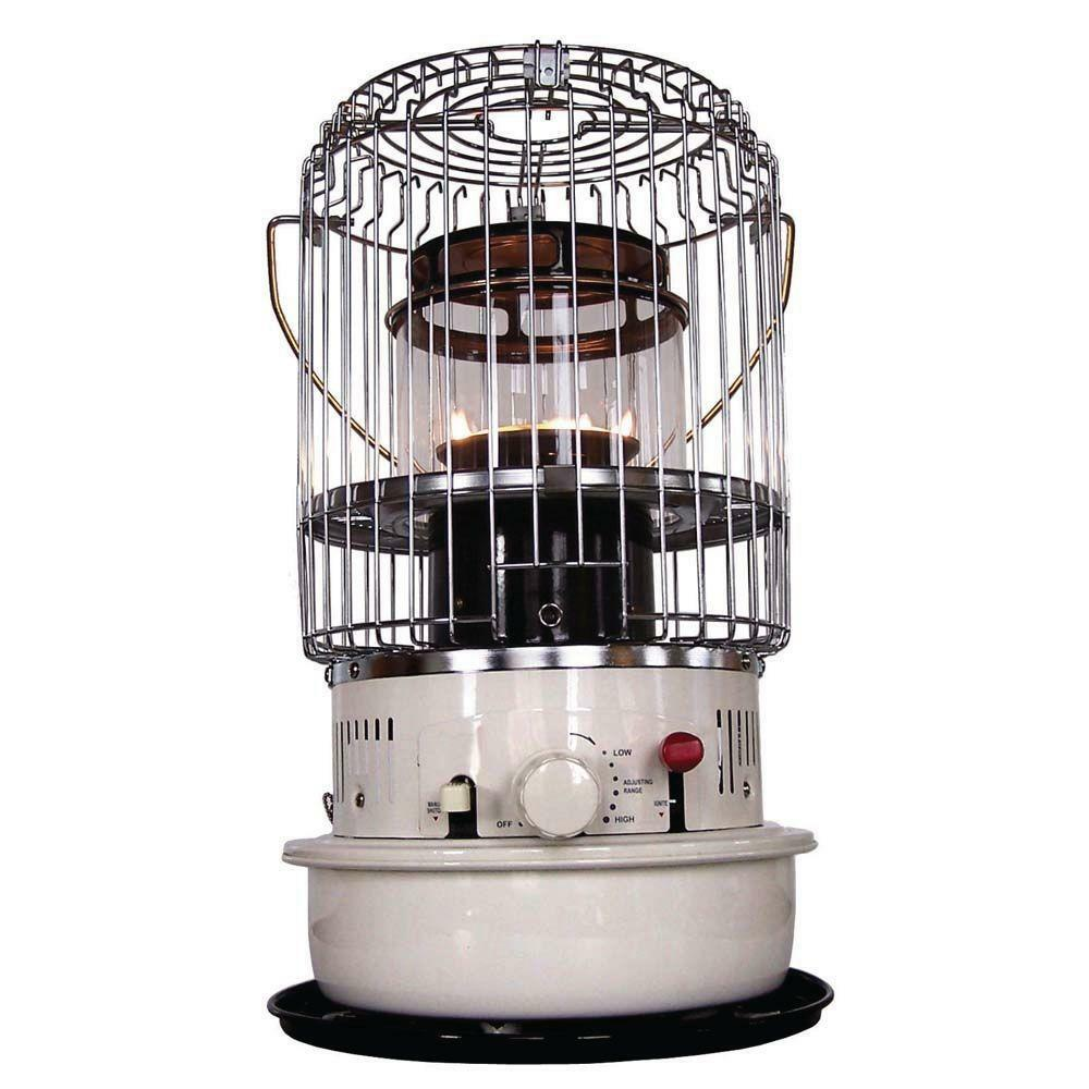 Indoor kerosene fuel convection space heater portable small compact duraheat new ebay - Small portable space heater paint ...