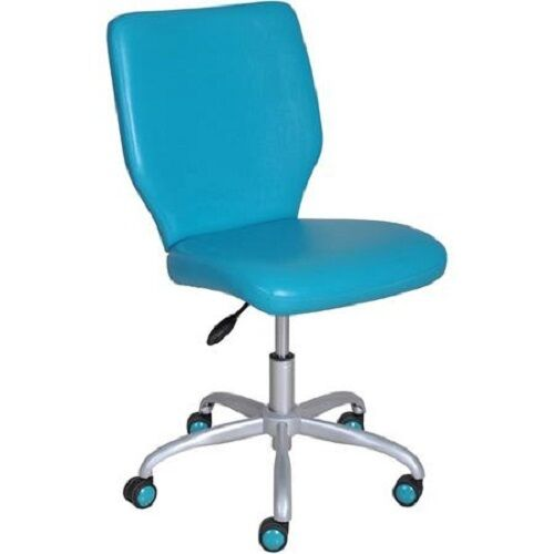 office chair for girls teal adjustable furniture computer desk seat