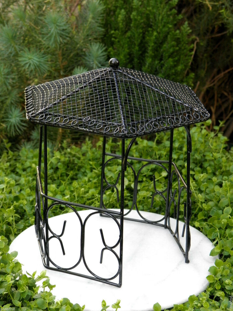 Miniature Dollhouse FAIRY GARDEN Furniture