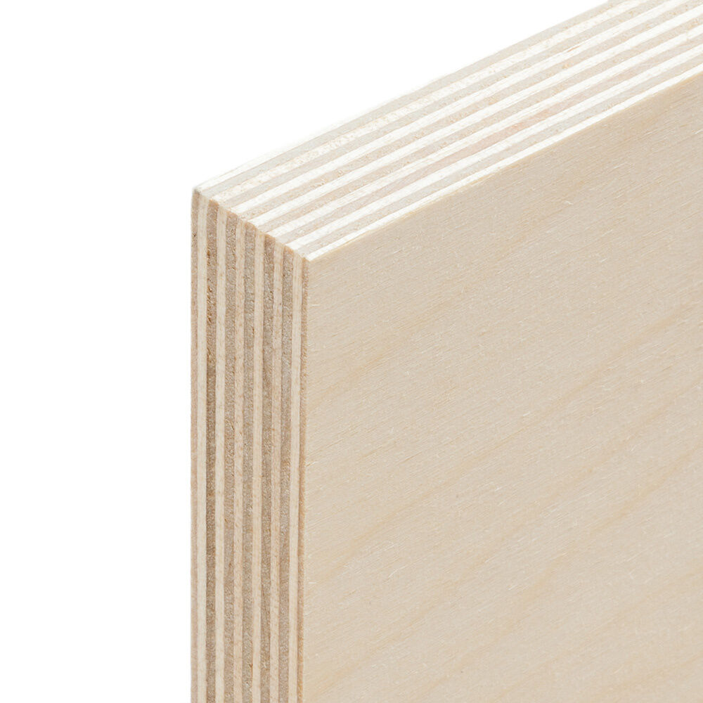 "Baltic Birch Plywood - 3/4"" Thick, 12"" X 30"""