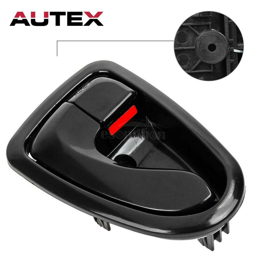 For 2000 2005 hyundai accent inside interior black door handle front rear left ebay Hyundai accent exterior door handle