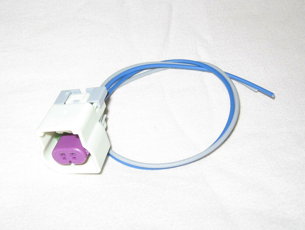 gm knock sensor connector pigtail 2 wire 2003-up late ... gm knock sensor wire harness