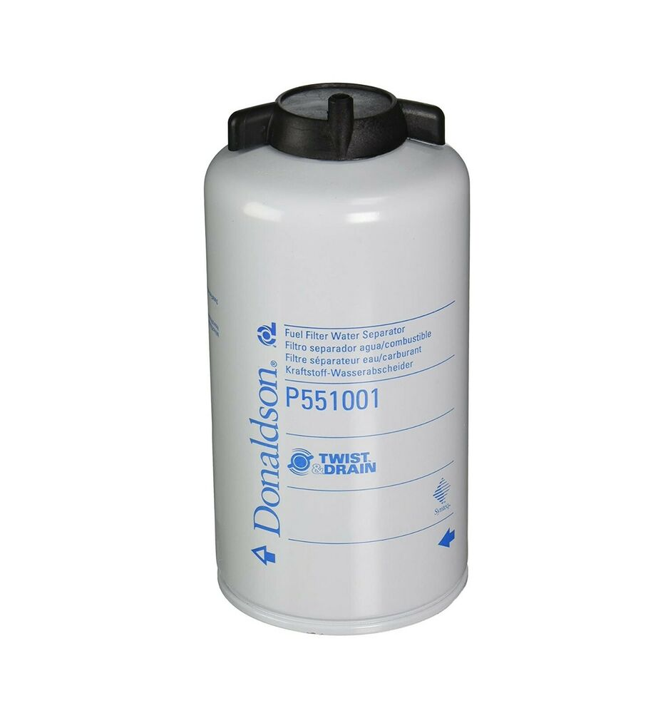 Donaldson P553203 Fuel Filter Wiring Library P551001 Water Separator Spin On Twistdrain 742330043585 Ebay