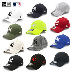 Kyпить New Era MLB 9Forty Cap NY New York Yankees Baseball Mütze Verstellbar Kappe  на еВаy.соm