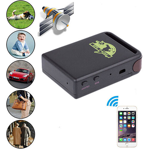 Vehicle GSM GPRS GPS Tracker Car Tracking Locator Device