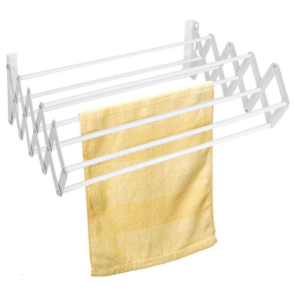 Indoor Folding Wall Mounted Extendible Dryer Rack Dryer