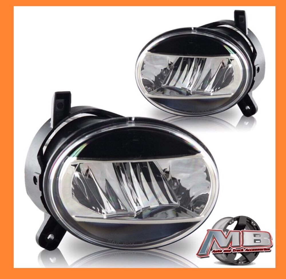 2009 2010 2011 2012 audi a4 replacement clear led fog lamp. Black Bedroom Furniture Sets. Home Design Ideas