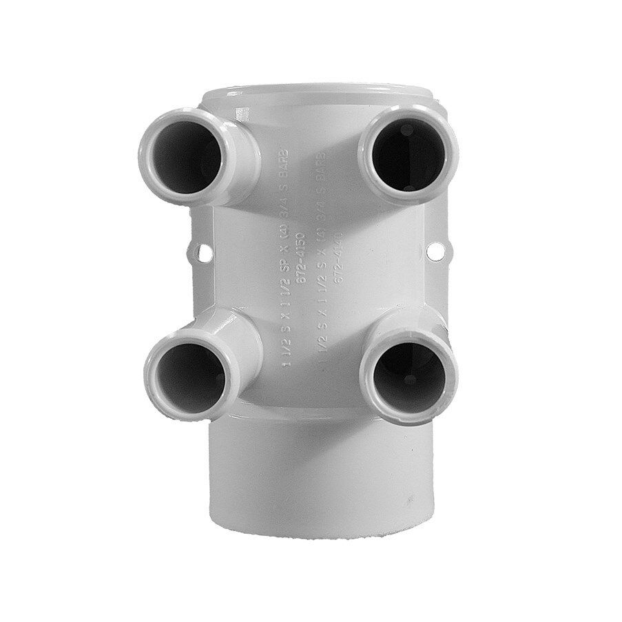 Spa hot tub aqua manifold pvc waterway quot s dead end