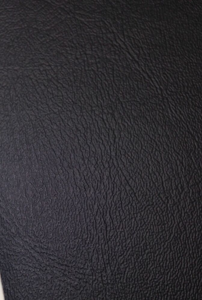 marine vinyl dark black pleather faux leather auto outdoor fabric by yard 54 w ebay. Black Bedroom Furniture Sets. Home Design Ideas