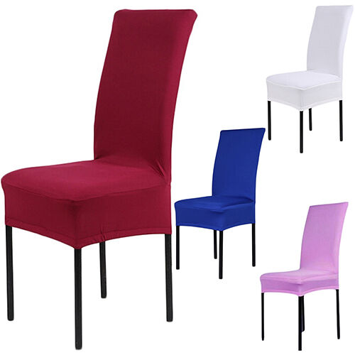 dining chair covers spandex stretch chair protector glamorous