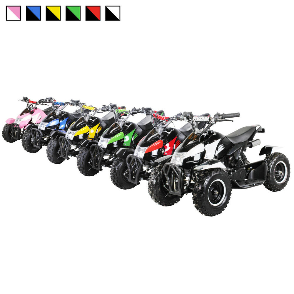 miniquad kinder atv cobra 49 cc pocketquad 2 takt quad. Black Bedroom Furniture Sets. Home Design Ideas