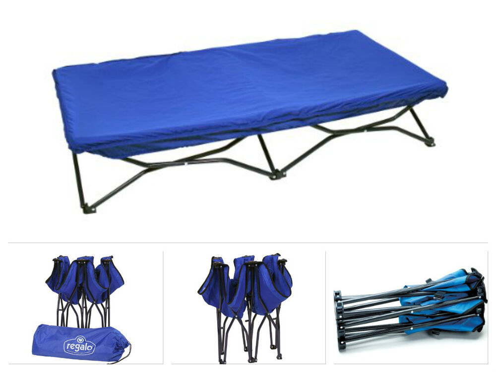Portable Bed Cot Camping Folding Outdoor Sleeping Travel