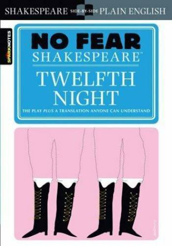The twelfth night sparknotes