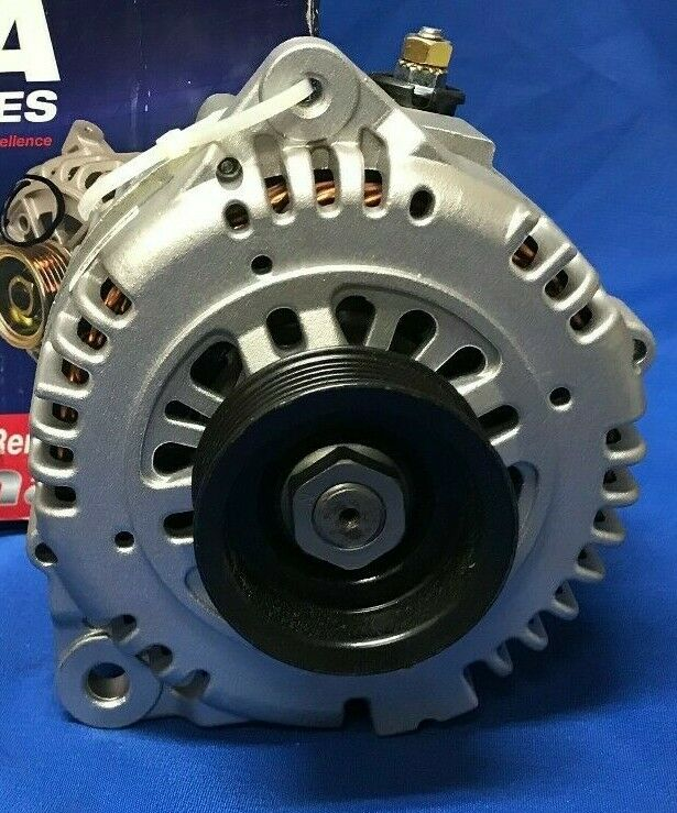 Details About 2002 2003 2004 2005 2006 Nissan Altima V6 3 5l Alternator 13940 1 Year Wty 110a