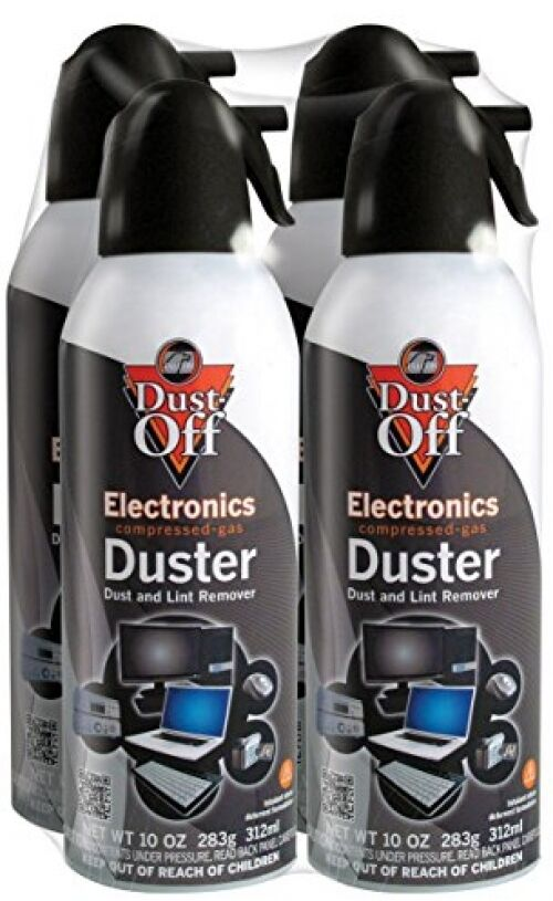 Falcon Do Duster Air Spray Cleaner 10oz Can Computer