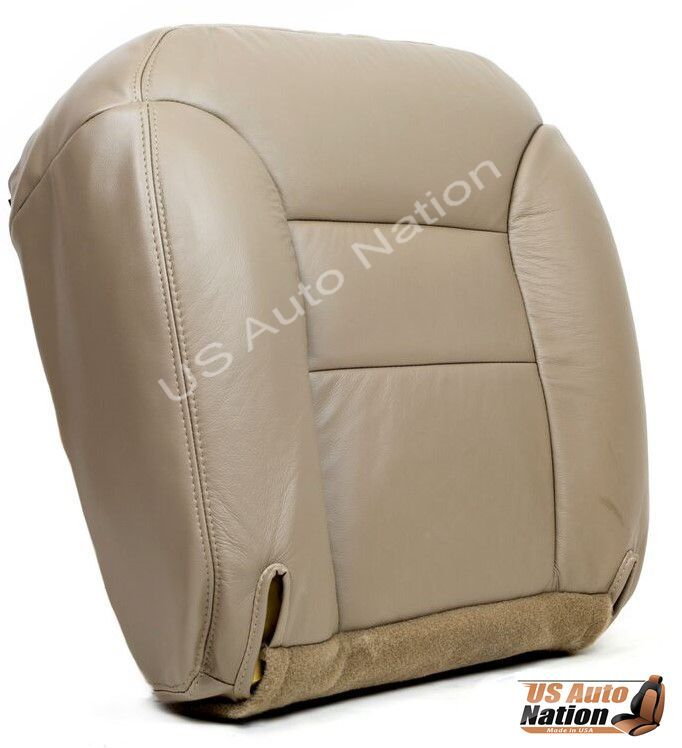 Gm Replacement Seat Covers : Chevy tahoe lt ls z driver bottom replacement