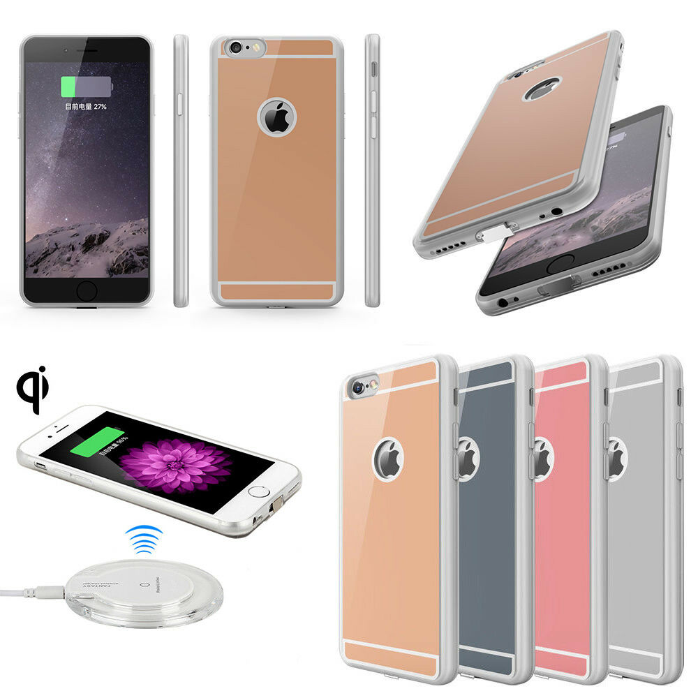 for apple iphone 6s 6s plus qi standard wireless charging. Black Bedroom Furniture Sets. Home Design Ideas