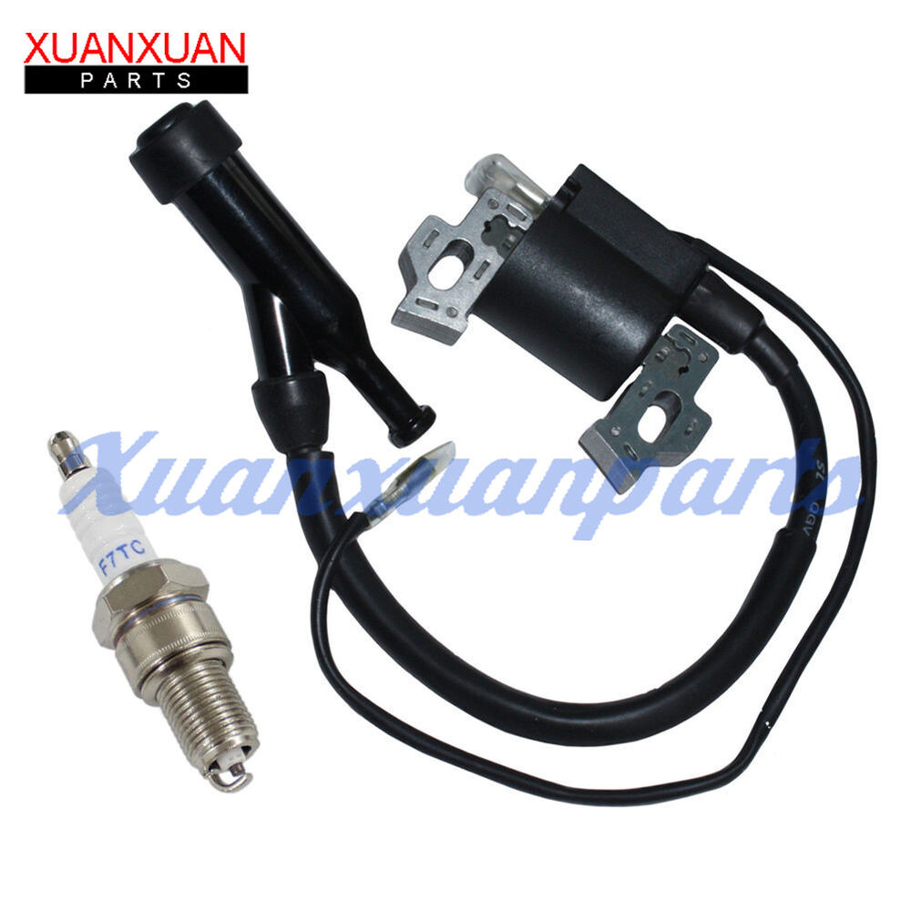 Tractor Ignition Coil : Lawn mower ignition coil magneto for honda hr